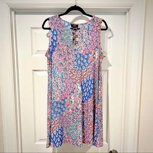 MSK Colorful Dress